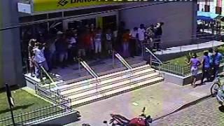 Assalto ao  Banco do Brasil da cidade de Barra do Rio Grande - Bahia