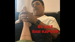 Gautami Shares Video Of Ram Kapoor Pampering And Massaging Her On Holiday