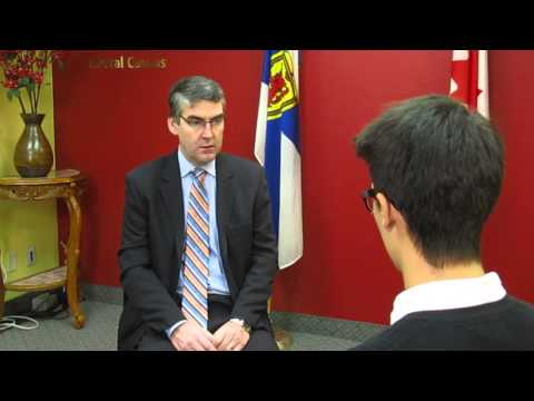 Interview with Liberal Party of Nova Scotia Leader Stephen McNeil