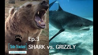 SideTracked with Casey Anderson Episode 3 - Shark vs. Grizzly