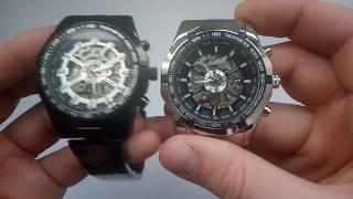 Наручные механические часы Winner Skeleton оригинал (виннер скелетон) обзор, отзывы, цена, купить