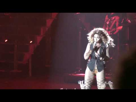 "Beyonce en Chile ""Hello"" HD"