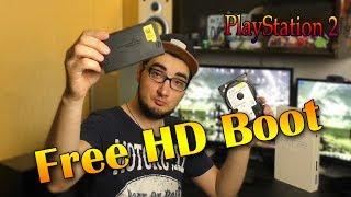 уСТАНОВКА Free HDBoot на PlayStation 2