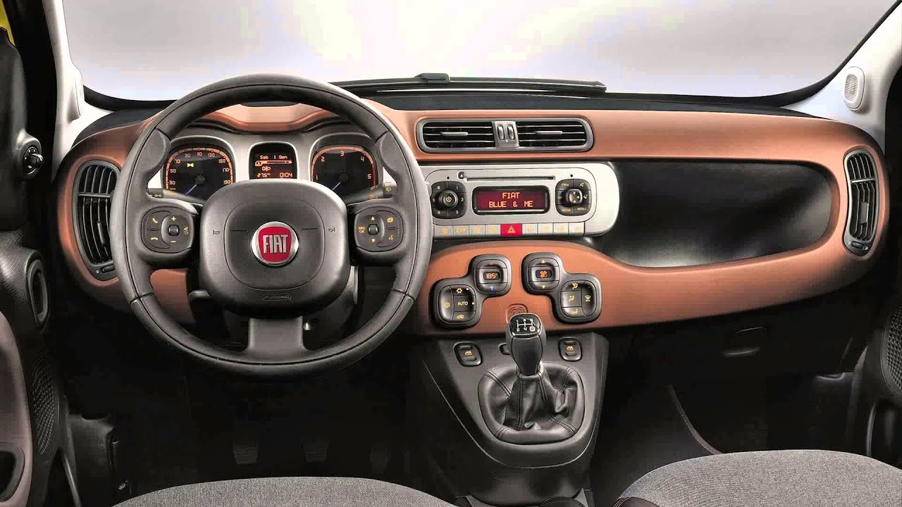 2015 fiat panda cross 4x4 youtube. Black Bedroom Furniture Sets. Home Design Ideas