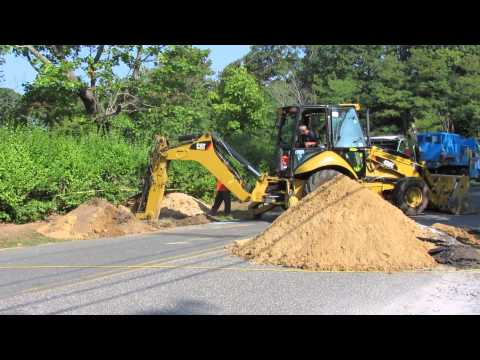 Suffolk County Water Authority Water Line Hookup