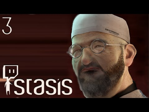 Let's Play ► Stasis - Part 3 - Vats of Clones [BLIND/TWITCH]