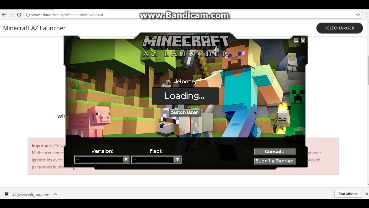launcher funcraft v2