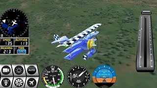 Fly Wings Flight Simulator Cessna172 and Fokker Dr
