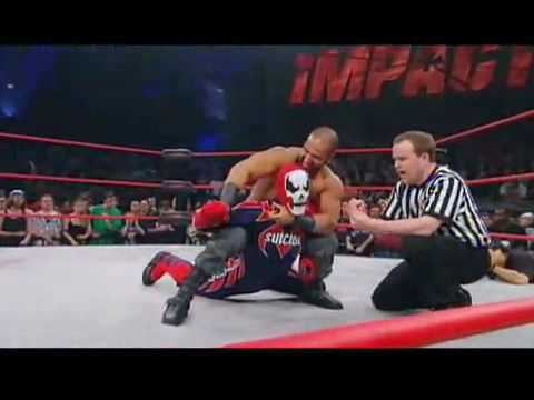 TNA: Suicide vs Sheik Abdul Bashir - X Division Title Match from YouTube · Duration:  5 minutes 59 seconds