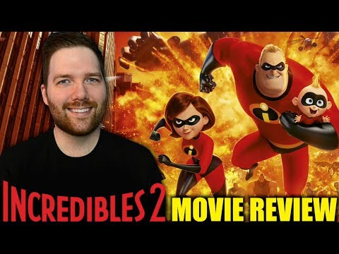 Incredibles 2 – Movie Review