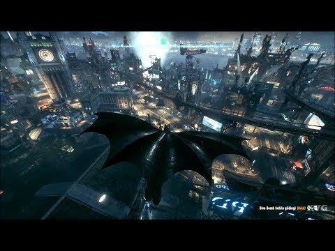 Batman: Arkham Collection Gameplay (PC HD) [1080p60FPS]