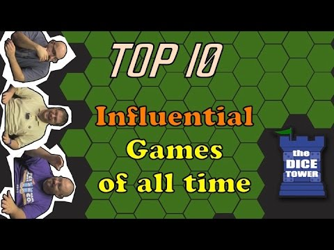 Top 10 Most Influential Games Of All Time Youtube