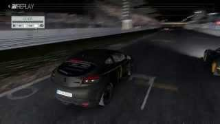 Project CARS Pc Gtx 760 - Max Settings - Replay Megane - 54 cars on screen - Weather : Storm