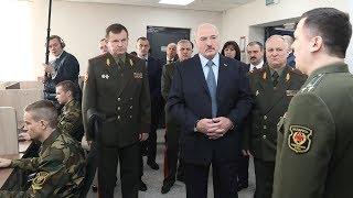 Александр Лукашенко о тайной дипломатии, шпионаже, ДРСМД, ракетах в Европе и диалоге с НАТО