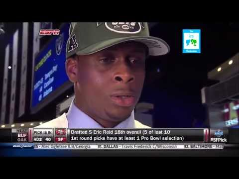 Jets Pick Geno Smith #39 via ESPN (2013)