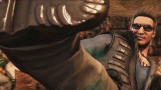 Mortal Kombat X - Джонни Кейдж ВИП Комбо Урок