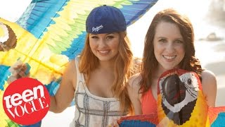 Debby Ryan & Emma Lindgren - Besties - Teen Vogue