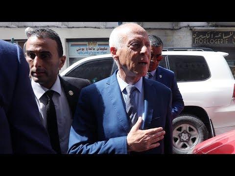الرئيس التونسي قيس سعيد يقوم بزيارة -مفاجئة- لمدينة الكاف  - نشر قبل 3 ساعة