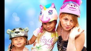 VLOG Shopping Николь и Алиса с Беременной Мамой в Магазине ПАПА БОЛЬШАЯ КАКАШКА ??