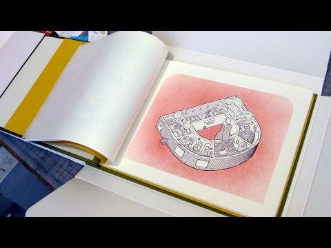 Alphabet City by Scott Teplin, published by x-ing books