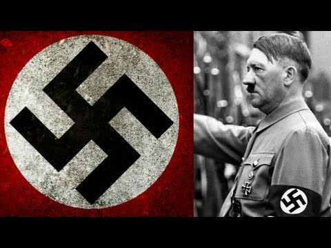 Why Did Hitler choose Swastika as The Nazi symbol?