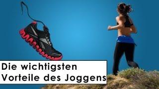 Warum Joggen gehen? - Wichtige Vorteile des Lauftrainings