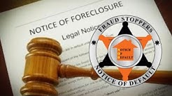 How to Respond to a Notice of Default (NOD) or Foreclosure Complaint to Stop Foreclosure