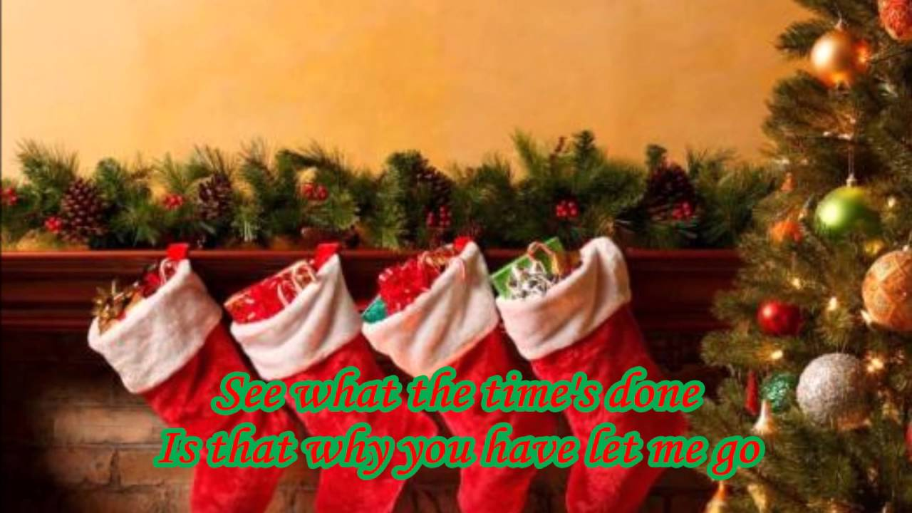 Where Are You Christmas (Faith Hill) Lyrics - YouTube