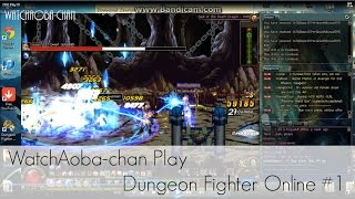 4 minutes of dungeon fighter online level up to 56