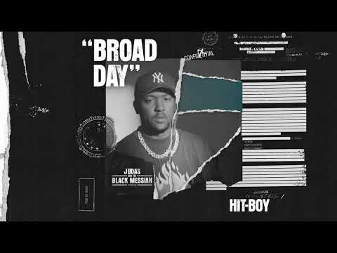 Hit-Boy – Broad Day (Official Audio) [From Judas And The Black Messiah: The Inspired Album]