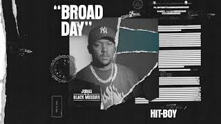 Hit-Boy - Broad Day (Official Audio) [From Judas And The Black Messiah: The Inspired Album]