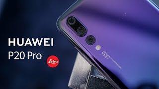 Mở hộp & đánh giá nhanh Huawei P20 Pro: 3 camera, 6GB Ram, 20 triệu