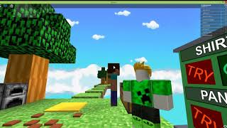 Duc Gamer Minecraft-Gaming guide in Roblox.com