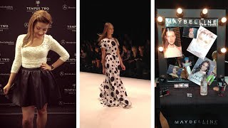 Follow Me Around ♥ Mercedes-Benz Fashion Weekend Thumbnail