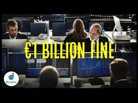 €1 Billion Fines for Foreign Exchange Cartels   Explained in 3 Mins