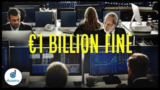 €1 Billion Fines for Foreign Exchange Cartels | Explained in 3 Mins
