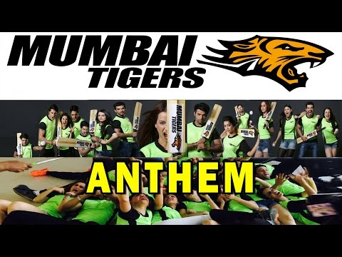 MUMBAI TIGERS II ANTHEM II BCL 2 II BOX CRICKET LEAGUE II