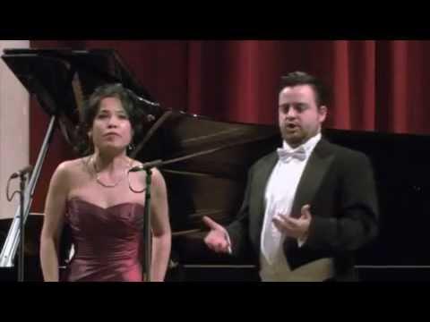 Ben Johnson / Eri Nakamura (duet): PUCCINI O soave fanciulla (La Bohème)