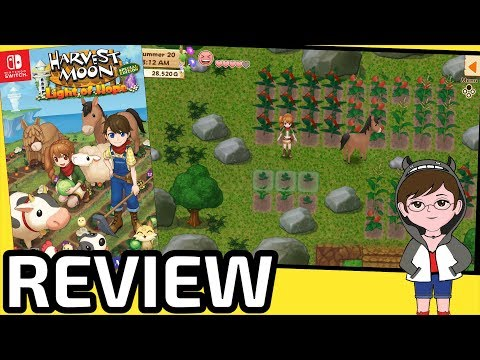 Haverst Moon  Light of Hope  Switch Review