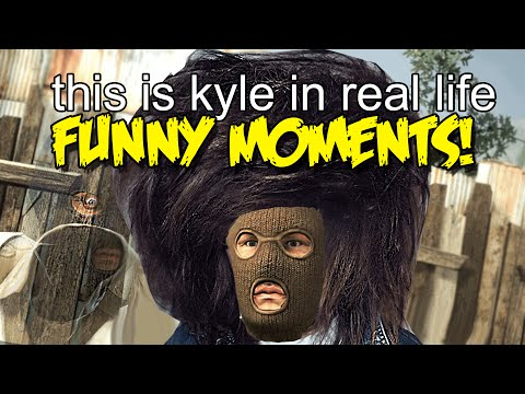 CS:GO FUNNY MOMENTS - PRO FAIL, KYLES HAIR REVEAL, BLOCK RAGE & MORE (FUNTAGE)