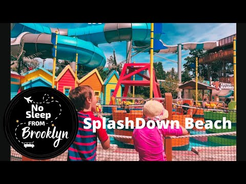 SplashDown Beach - Fishkill, NY - America's Biggest Little Water Park!
