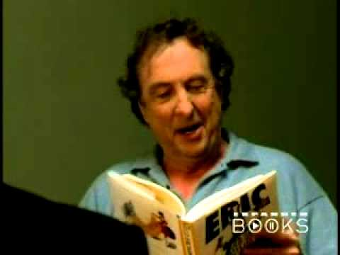 Eric Idle Interview - Greedy Bastard Diary - Monty Python Fans Will Love This