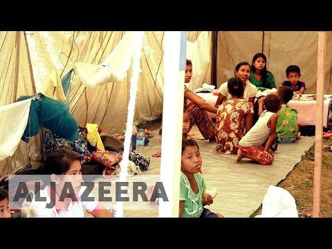 Myanmar: Rakhine state still under military lockdown