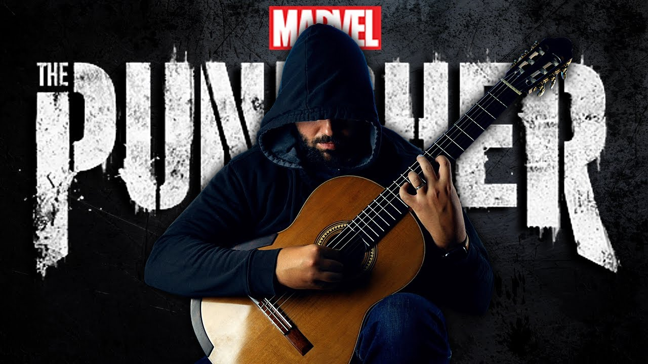 Download THE PUNISHER: Frank's Choice - Classical Guitar Cover (Beyond The Guitar)