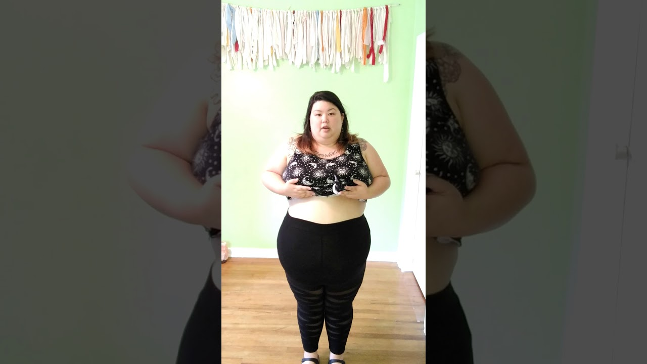 771ce9cba10fb Torrid Leggings Review - Are these strappy things comfy  - YouTube
