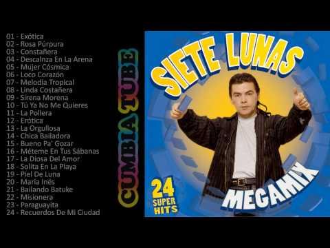 Siete Lunas - Megamix Enganchados
