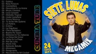 Siete Lunas - Megamix Enganchados thumbnail