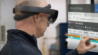 Augmented Reality and Industrial SCADA Systems
