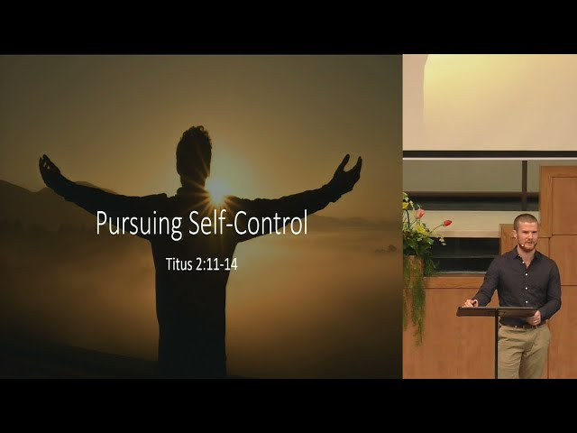 March 28th, 2021 - Pursuing Self-Control