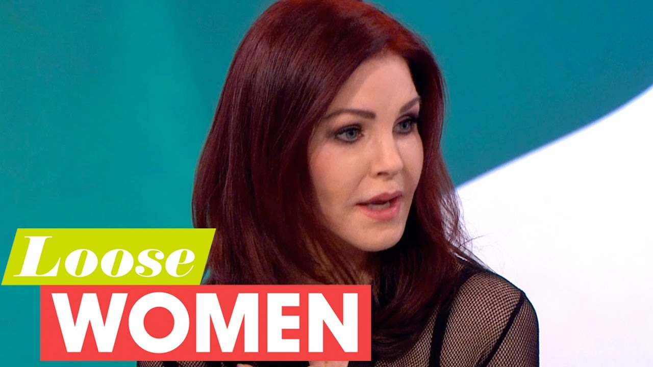 priscilla presley moments